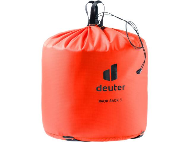 Deuter Pack Sack 5, papaya